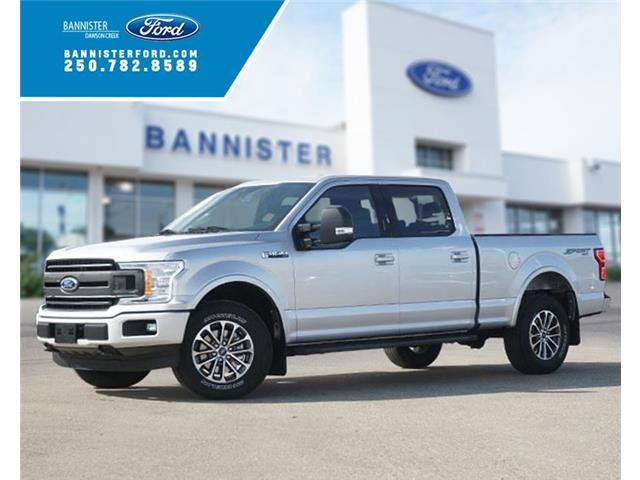 2019 Ford F-150 XLT (Stk: T192384) in Dawson Creek - Image 1 of 17
