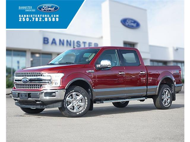2019 Ford F-150 Lariat (Stk: T192359) in Dawson Creek - Image 1 of 18