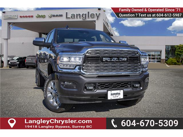 2019 RAM 3500 Limited (Stk: K626943) in Surrey - Image 1 of 26