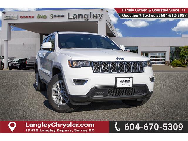 2019 Jeep Grand Cherokee Laredo (Stk: K844511) in Surrey - Image 1 of 23