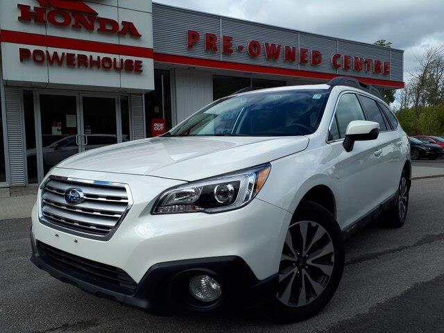 2017 Subaru Outback 2.5i Limited (Stk: E-2264) in Brockville - Image 1 of 30