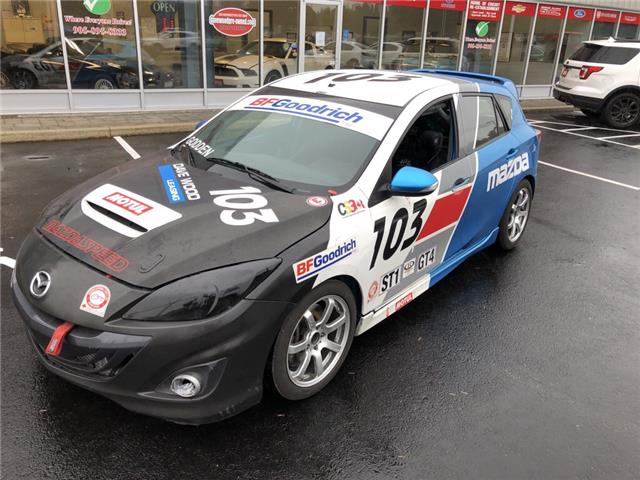 2010 Mazda MazdaSpeed3 Base (Stk: -) in Newmarket - Image 1 of 23
