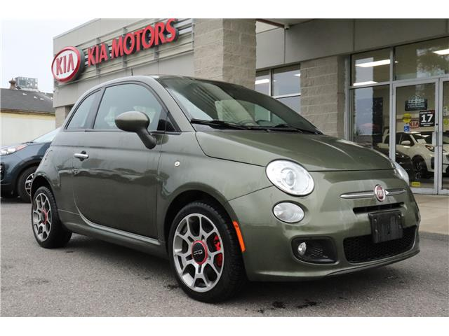 2015 Fiat 500 Sport (Stk: ) in Cobourg - Image 1 of 17