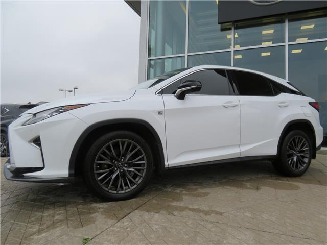 2017 Lexus RX 350 Base (Stk: X9208L) in London - Image 1 of 23
