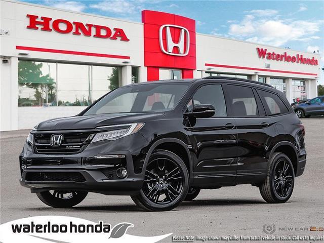 2020 Honda Pilot Black Edition (Stk: H6284) in Waterloo - Image 1 of 23