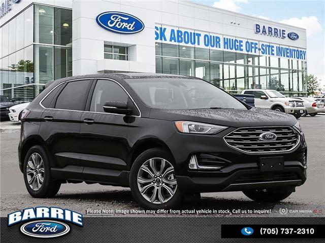 2019 Ford Edge Titanium (Stk: T1504) in Barrie - Image 1 of 27