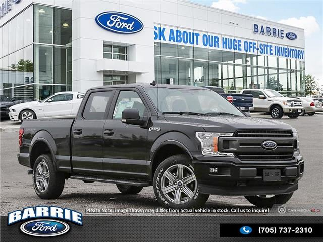 2019 Ford F-150 XLT (Stk: T1402) in Barrie - Image 1 of 23