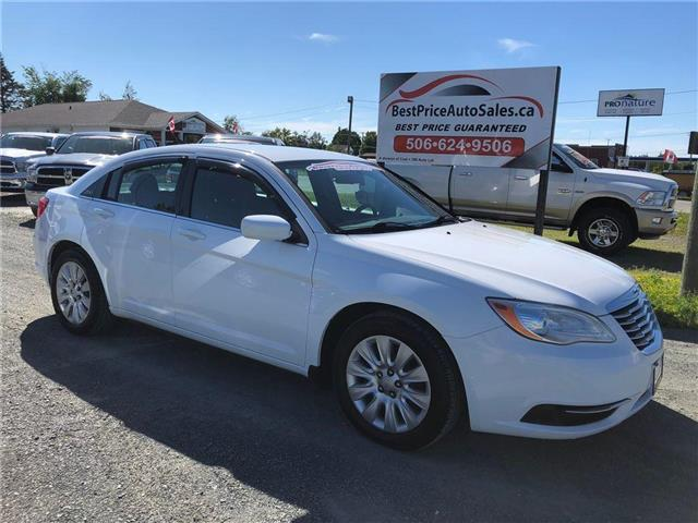 2013 Chrysler 200 LX (Stk: A2617) in Amherst - Image 1 of 26