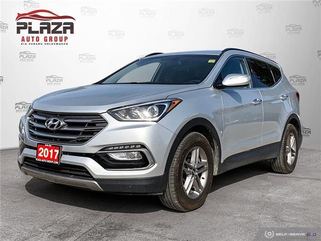 2017 Hyundai Santa Fe Sport 2.4 Premium (Stk: KU654) in Orillia - Image 1 of 25
