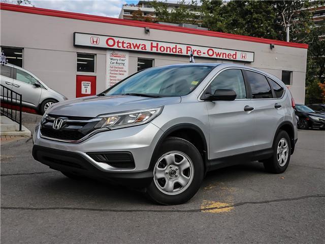 2015 Honda CR-V LX (Stk: H7930-0) in Ottawa - Image 1 of 26