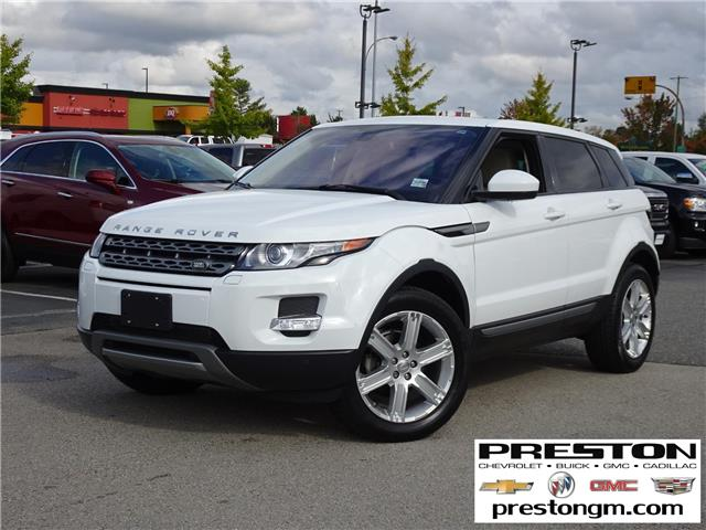 2014 Land Rover Range Rover Evoque  (Stk: 9018511) in Langley City - Image 1 of 25