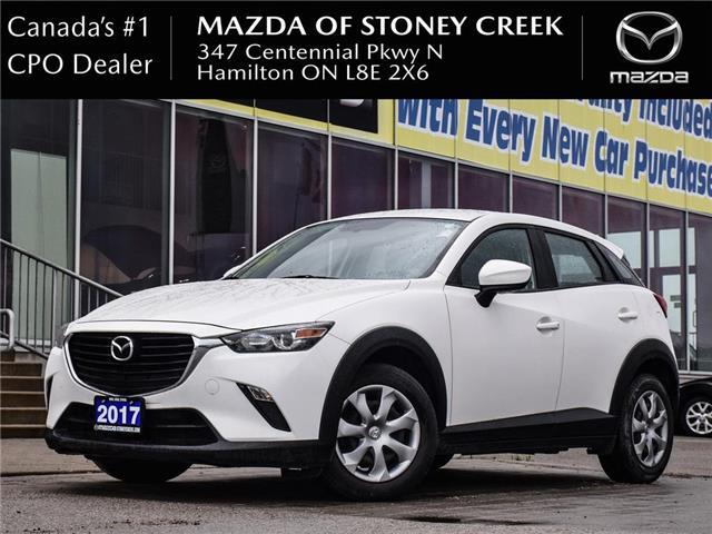 2017 Mazda CX-3 GX (Stk: SU1433) in Hamilton - Image 1 of 21