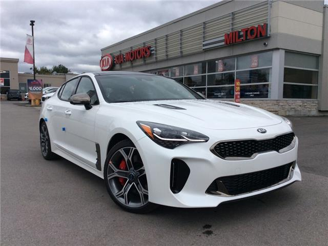 2020 Kia Stinger GT Limited w/Red Interior (Stk: 073224) in Milton - Image 1 of 20