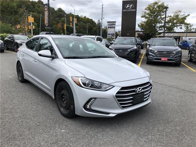 2017 Hyundai Elantra GLS (Stk: P3403) in Ottawa - Image 1 of 11