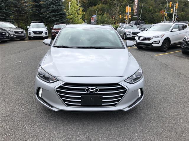 2017 Hyundai Elantra GLS (Stk: P3403) in Ottawa - Image 2 of 11