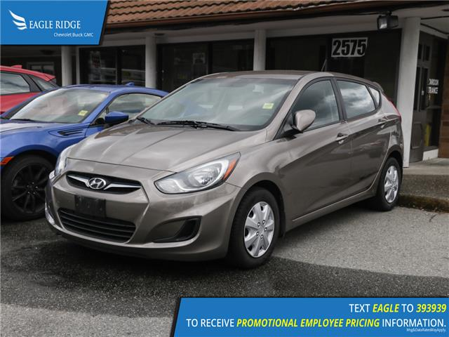 2012 Hyundai Accent GL (Stk: 128948) in Coquitlam - Image 1 of 4
