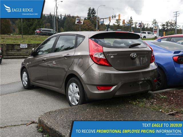 2012 Hyundai Accent GL (Stk: 128948) in Coquitlam - Image 2 of 4