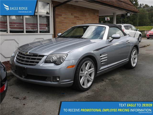 2006 Chrysler Crossfire Limited (Stk: 069758) in Coquitlam - Image 1 of 4