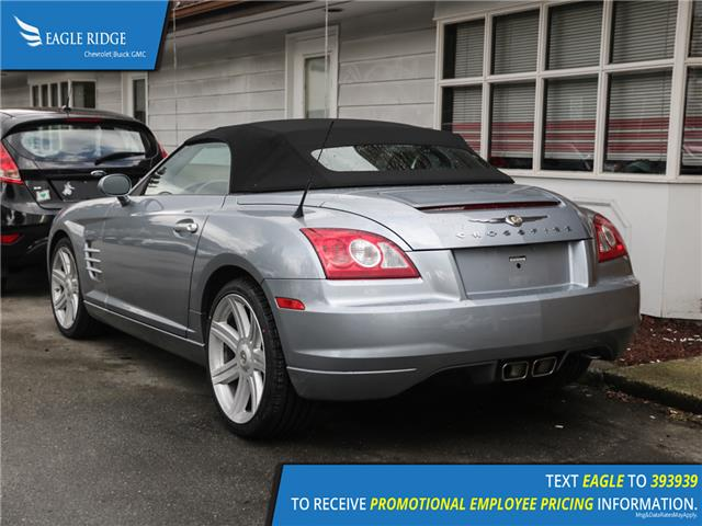 2006 Chrysler Crossfire Limited (Stk: 069758) in Coquitlam - Image 2 of 4