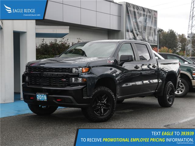 2020 Chevrolet Silverado 1500 Silverado Custom Trail Boss (Stk: 09203A) in Coquitlam - Image 1 of 17