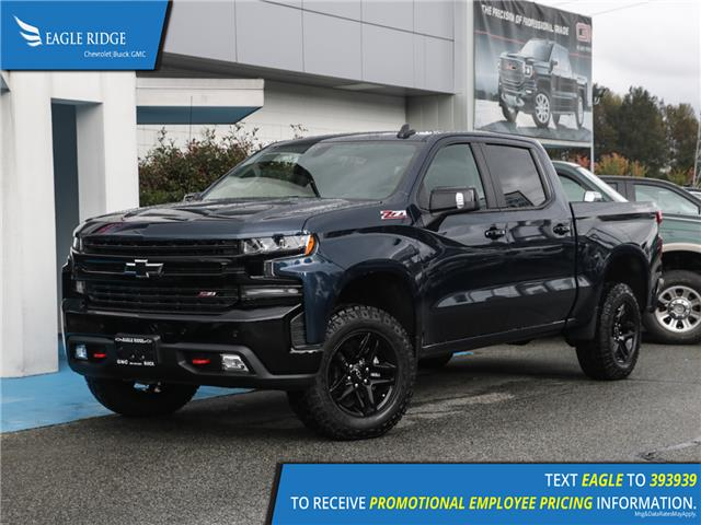 2020 Chevrolet Silverado 1500 LT Trail Boss (Stk: 08702A) in Coquitlam - Image 1 of 18