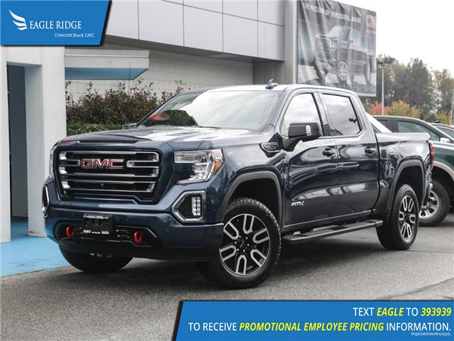 2020 GMC Sierra 1500 AT4 (Stk: 08204A) in Coquitlam - Image 1 of 20