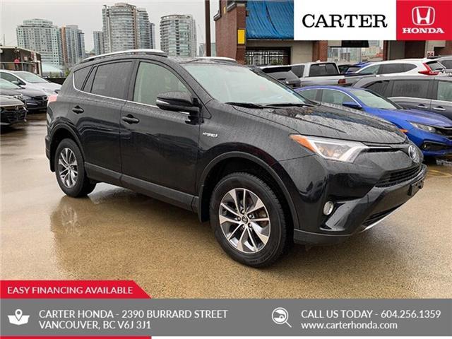 2016 Toyota RAV4 Hybrid XLE (Stk: B92070) in Vancouver - Image 1 of 23