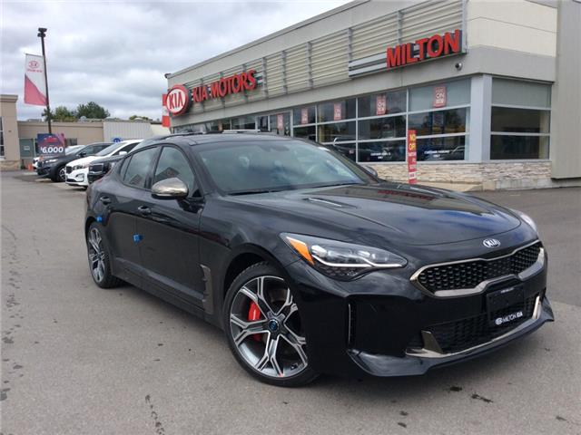 2020 Kia Stinger GT Limited w/Black Interior (Stk: 071450) in Milton - Image 1 of 20