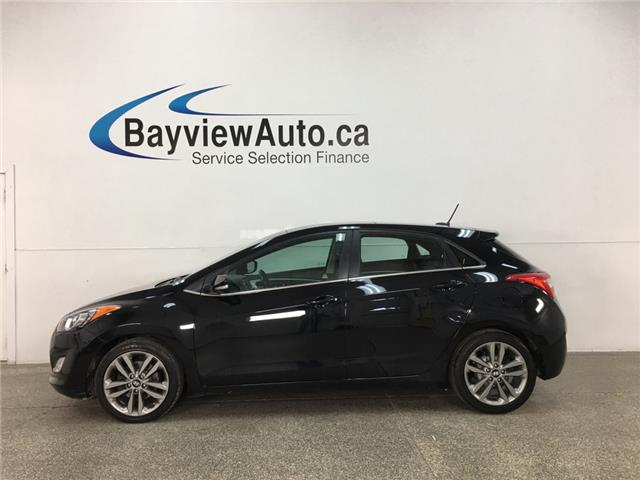2016 Hyundai Elantra GT Limited (Stk: 35790W) in Belleville - Image 1 of 26