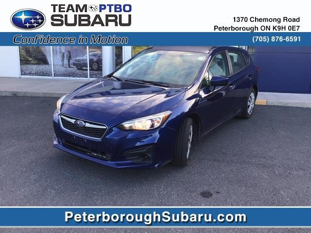 2018 Subaru Impreza Convenience (Stk: SP0267) in Peterborough - Image 1 of 21