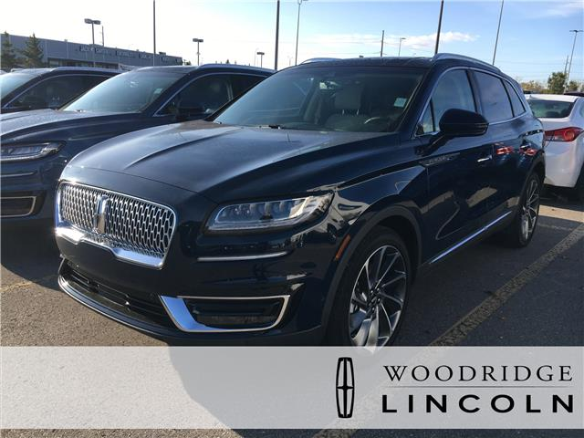 2019 Lincoln Nautilus Reserve (Stk: K-2040) in Calgary - Image 1 of 6