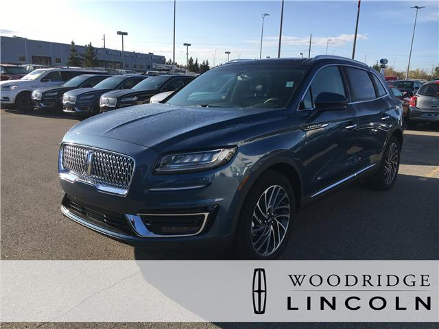 2019 Lincoln Nautilus Reserve (Stk: K-2103) in Calgary - Image 1 of 6