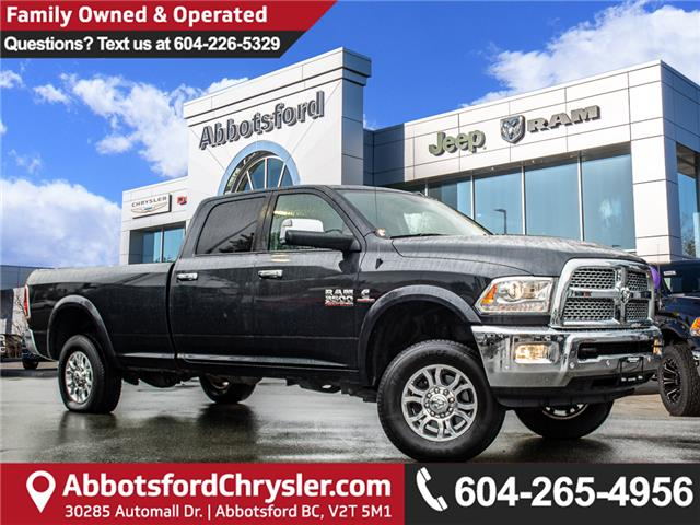 2017 RAM 3500 Laramie (Stk: K659125A) in Abbotsford - Image 1 of 29