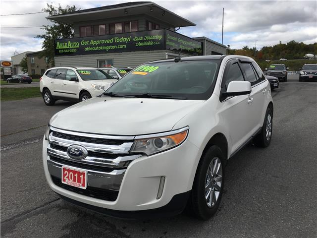 2011 Ford Edge Limited (Stk: ) in Kingston - Image 1 of 13