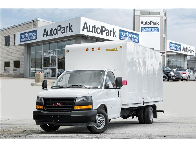 2019 GMC Savana Cutaway Work Van (Stk: CTDR3857) in Mississauga - Image 1 of 1