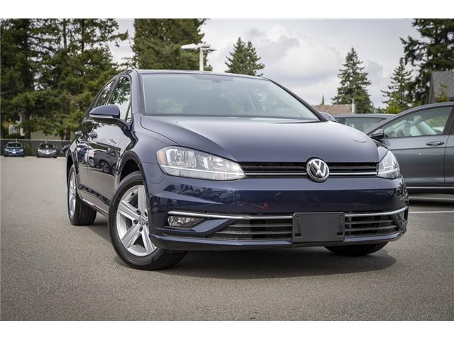 2019 Volkswagen Golf 1.4 TSI Highline (Stk: KG032808) in Vancouver - Image 1 of 17