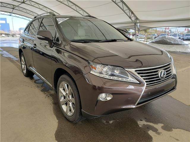 2013 Lexus RX 350 Base (Stk: L19524A) in Calgary - Image 1 of 25