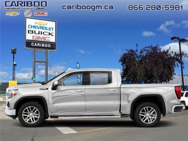 2020 GMC Sierra 1500 AT4 (Stk: 20T019) in Williams Lake - Image 1 of 1