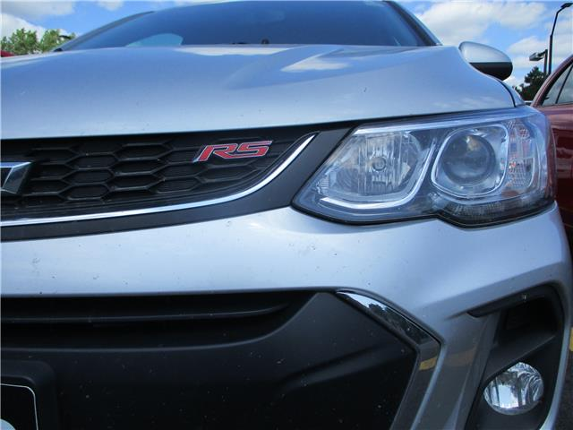 2018 Chevrolet Sonic LT Auto (Stk: AA19313) in Ottawa - Image 1 of 18