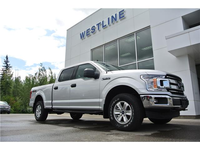 2019 Ford F-150 XLT (Stk: 4154) in Vanderhoof - Image 1 of 20