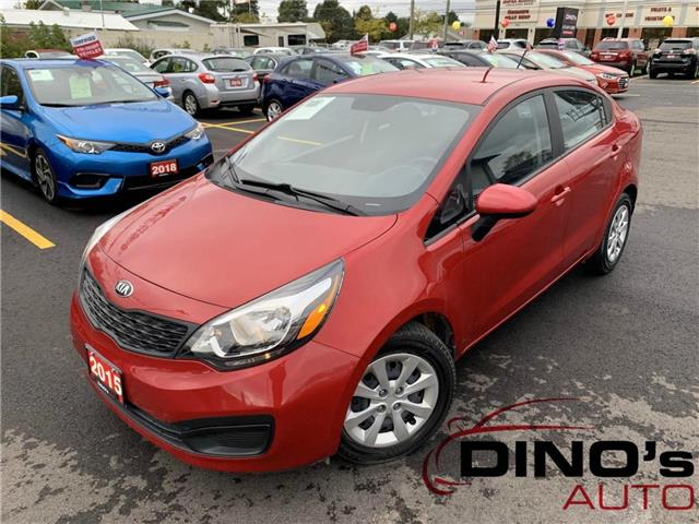 2015 Kia Rio  (Stk: 471127) in Orleans - Image 1 of 26