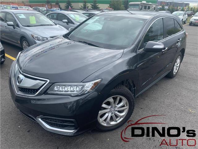 2016 Acura RDX Base (Stk: 800774) in Orleans - Image 1 of 30