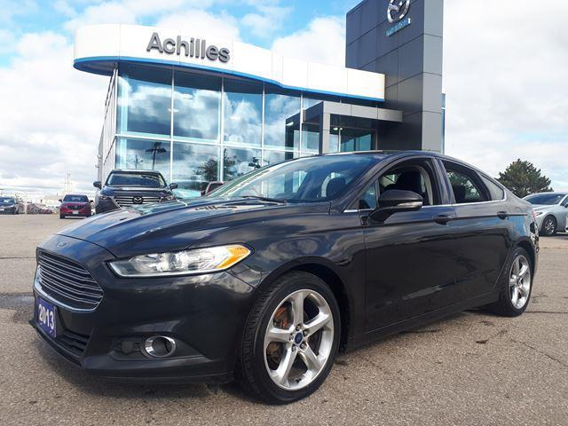2013 Ford Fusion SE (Stk: GG921A) in Milton - Image 1 of 11
