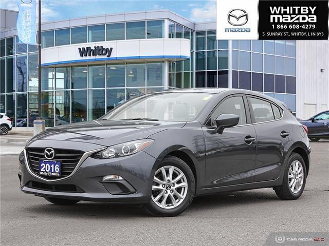 2016 Mazda Mazda3 Sport GS (Stk: P17498) in Whitby - Image 1 of 27