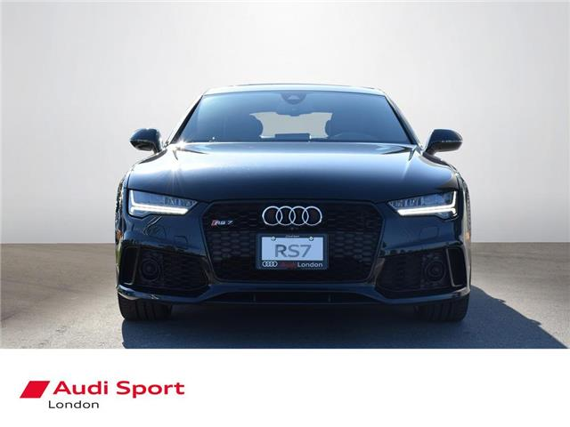 2017 Audi RS 7 4.0T performance (Stk: 604023) in London - Image 1 of 30