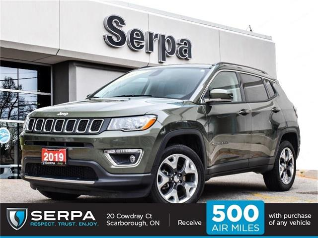 2019 Jeep Compass Limited (Stk: P9177) in Toronto - Image 1 of 25