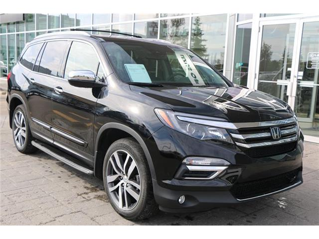2017 Honda Pilot Touring (Stk: 190724A) in Calgary - Image 1 of 8