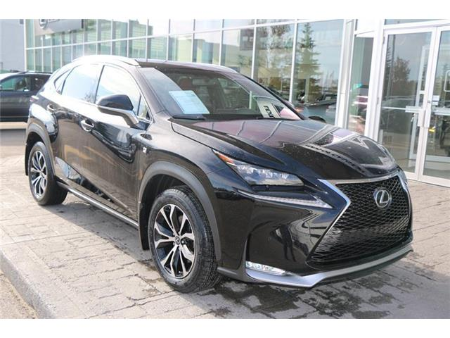 2017 Lexus NX 200t Base (Stk: 190726A) in Calgary - Image 1 of 8