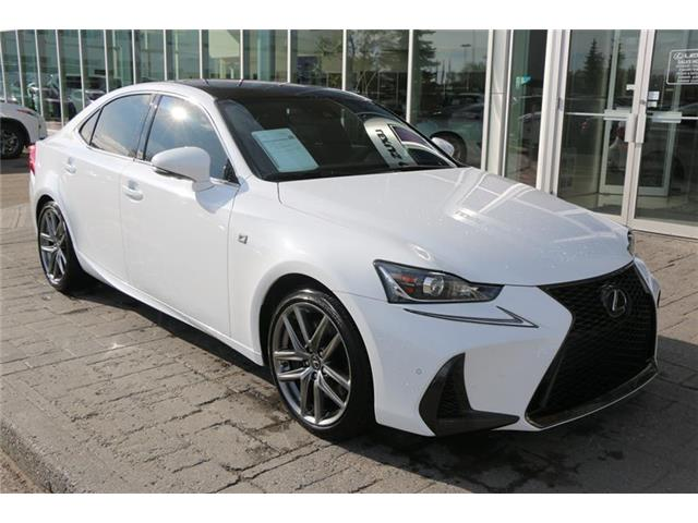 2018 Lexus IS 350 Base (Stk: 3980A) in Calgary - Image 1 of 9