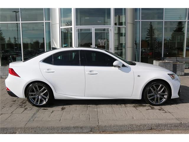 2018 Lexus IS 350 Base (Stk: 3980A) in Calgary - Image 2 of 9